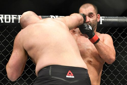 Ben Rothwell opens up on 'dark time' after USADA suspension