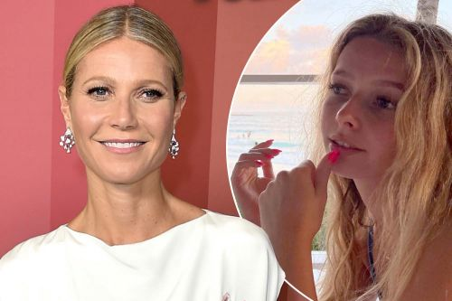 Gwyneth Paltrow gushes over daughter Apple on her 17th birthday
