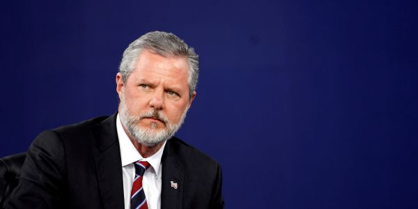 Jerry Falwell Jr., president of Liberty University, agrees to take indefinite 'leave of absence' following controversy