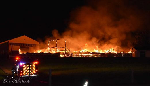 300 chickens killed when historic farm catches fire in New Hampshire