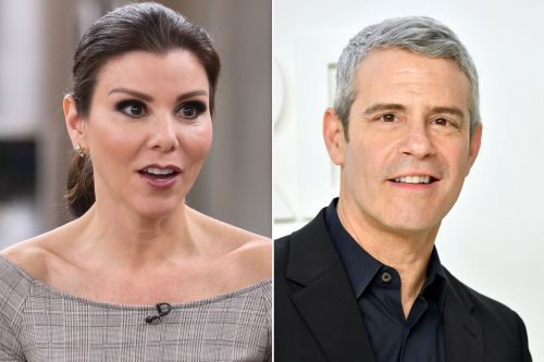 Heather Dubrow denies being Andy Cohen's egg donor