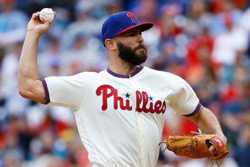 Phillies vs. Cubs: Jake Arrieta will be too much for his old team