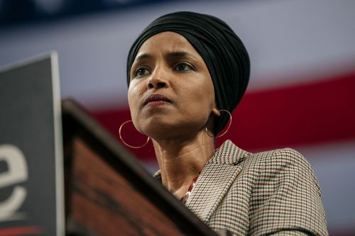 'We don't need someone distracted with Twitter': Ilhan Omar fights off tough primary challenge