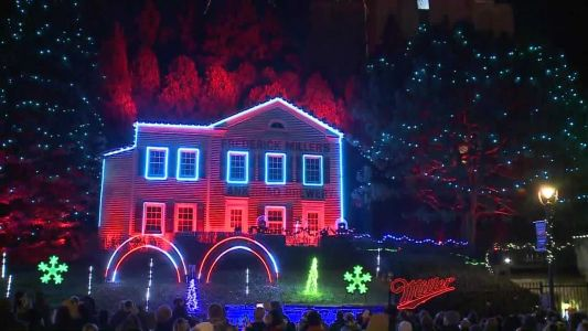 WATCH: Miller Holiday Lites preview