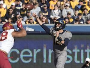 Kendall returns with West Virginia to face No. 5 Oklahoma