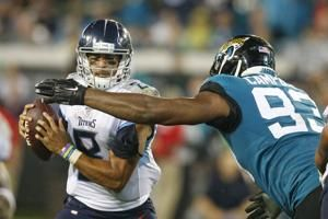 Titans have lots to fix after 2 straight losses in AFC South