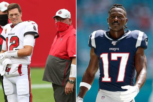 Tom Brady 'had nothing to do' with Antonio Brown signing: Bruce Arians