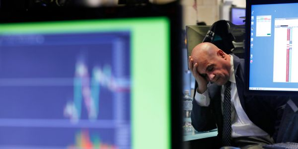 Dow sinks more than 1,000 points, S&P 500 plunges as the coronavirus sell-off rages on