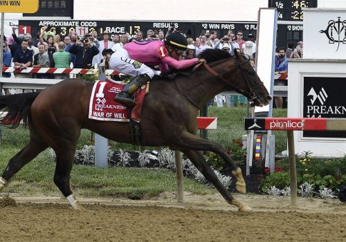 War of Will wins Preakness Stakes, holds off riderless horse