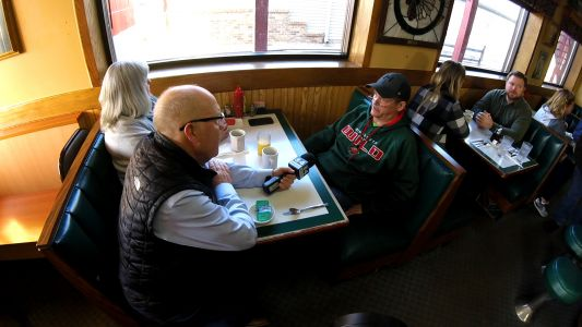 Pat Kessler Chats With Minnesota Voters Ahead Of Super Tuesday