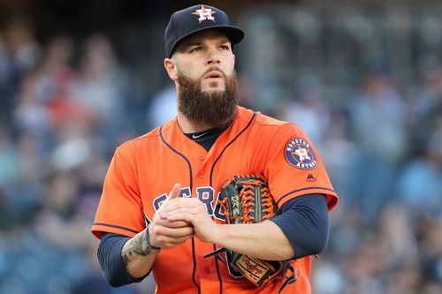 Yankees watching Dallas Keuchel closely as league interest ramps up