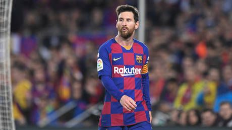 Barcelona deny sensational claims that bosses paid social media firm to attack reputation of Messi & other key figures