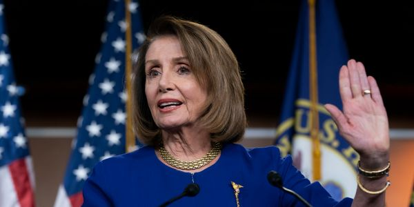 225 Democrats and 1 Republican cosponsor a resolution to block Trump's national emergency declaration for his border wall