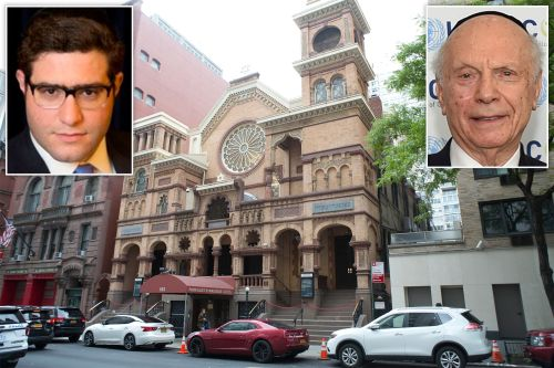 East Side rabbi war leaves one holy man cast out from synagogue
