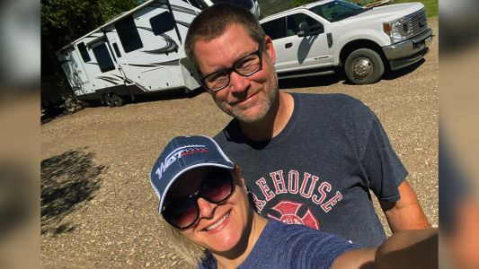 The RV Life: Minnesota Couple Sells Everything To Live, Work Full Time On The Road
