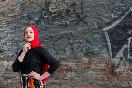 Feeling at home in my hijab:  How the internet helped me embrace
