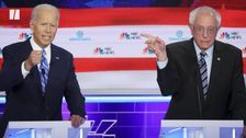 Joe Biden vs. Bernie Sanders Heats Up