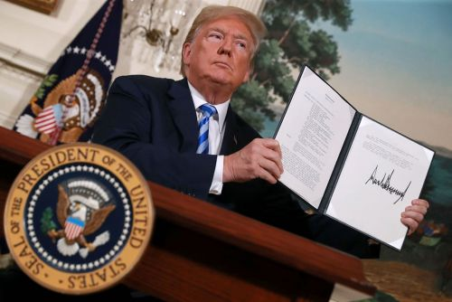 Trump leveled a stark warning against Iran as tensions in the region escalate: 'If Iran wants to fight, that will be the official end of Iran'