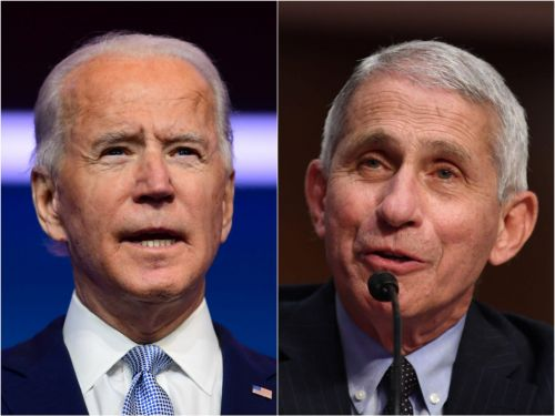 Biden has asked Fauci to be his chief medical advisor