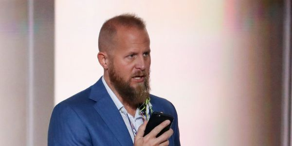 Trump campaign senior advisor Brad Parscale is 'stepping away' from the campaign. He was hospitalized over the weekend after threatening self-harm
