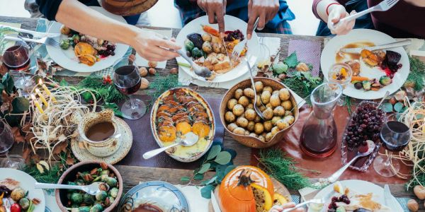 Inspiring Thanksgiving table ideas for the biggest feast of the year