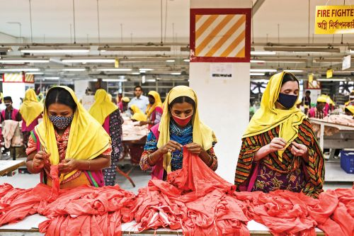 Bangladesh Is Everyone's Economic Darling. It Might Not Last
