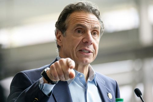 Cuomo suggests coronavirus deaths in New York could be hitting apex