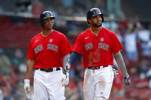 Sox Bogaerts, Devers named All-Star Game starters