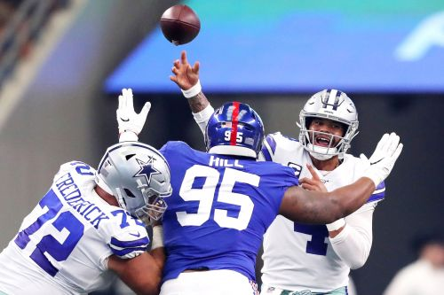Giants know they must fix their pass rush - and fast