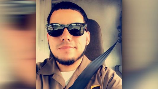 UPS employee who died after his truck was hijacked was covering the route for another driver, brother says
