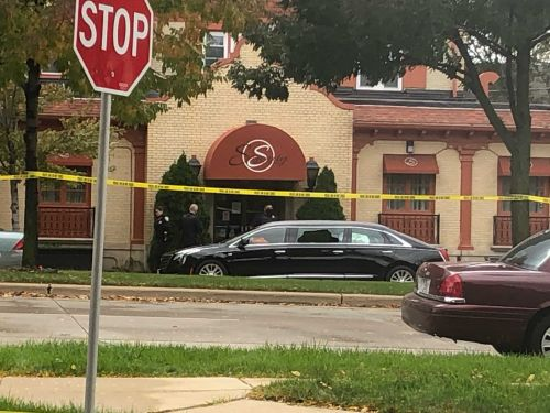 7 victims shot at Milwaukee funeral home