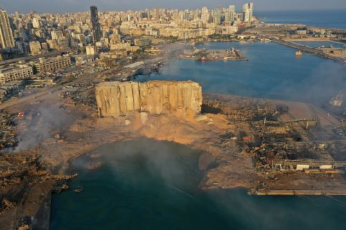 Beirut Surveys the Damage - and Searches for a Cause - After Explosion Kills at Least 100