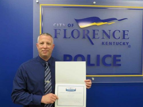 Florence police officer saves child choking on blocks at church