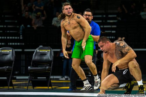 USA Wrestling national champ Pat Downey to pursue MMA after potential stint in Olympic games