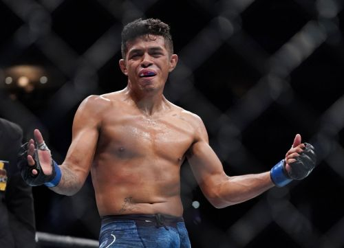 UFC on ESPN+ 13: Jonathan Martinez's coach's call pays off with killer knee