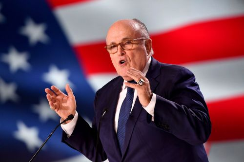 Giuliani says using Hillary Clinton dirt hacked by Russians was OK