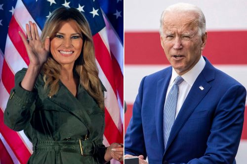 Melania Trump calls Biden a 'socialist' as she hits campaign trail for husband
