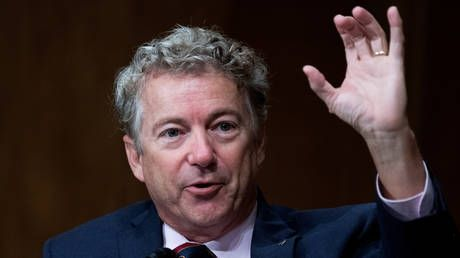Rand Paul says Trump impeachment case is 'DEAD ON ARRIVAL' after 45 senators support his motion to declare trial unconstitutional