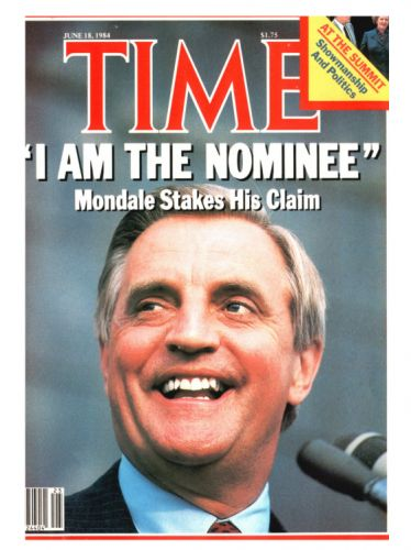 Walter Mondale, Former Vice President and History-Making Presidential Candidate, Dies at 93