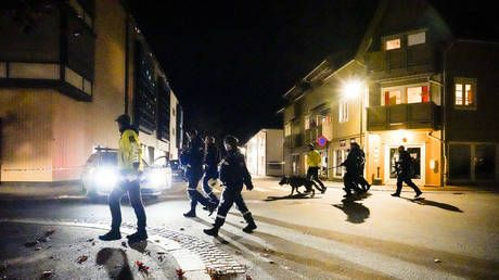 Norway bow-and-arrow attack appears to be 'act of terror' - police