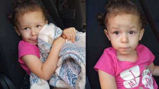 Do you know her? Police seek parents of young girl found in Cincinnati's Northside