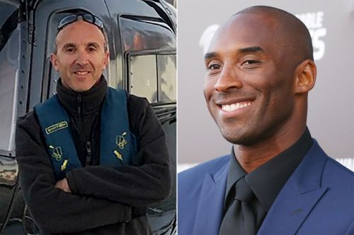 Kobe Bryant's pilot reportedly violated weather-related flight rules in 2015