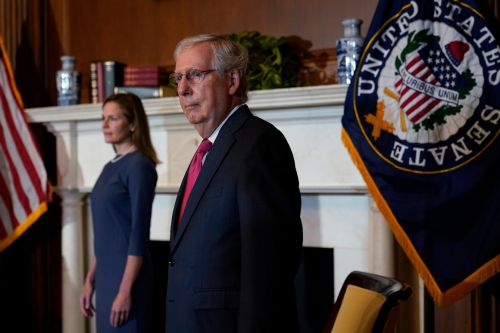 No apologies: McConnell says Barrett a 'huge success for the country'
