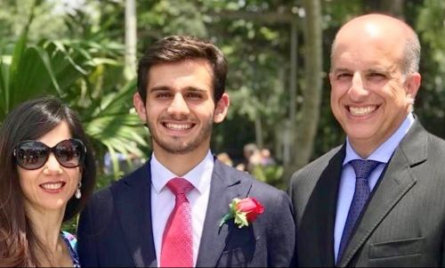 Family offering $10K reward for info about how son died at fraternity event at Cornell University