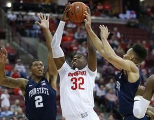 Wesson, No. 6 Ohio State unload on Penn State 106-74
