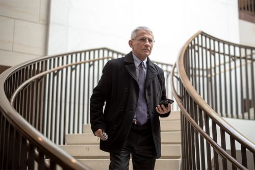 Fauci: COVID-19 taskforce only meets weekly despite US case surge