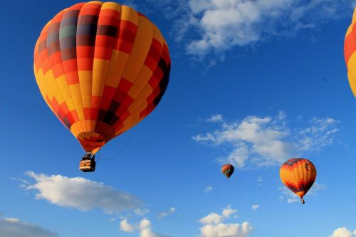 Organizers say Balloon Fiesta plans are moving forward