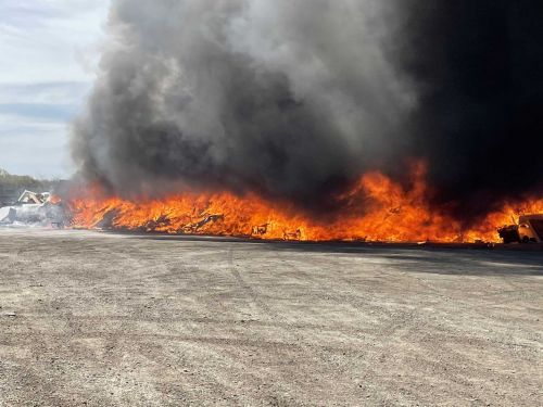 Fire forces Papillion Spring Cleanup Days to shut down temporarily