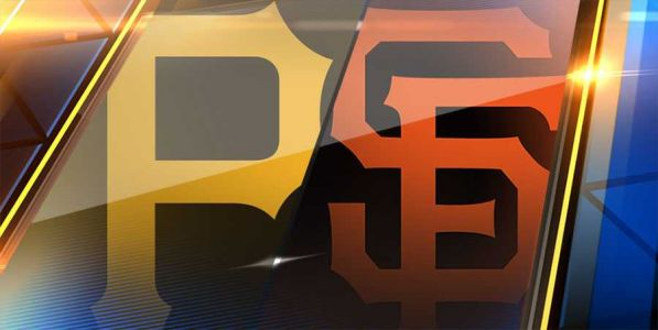 Stalling hits game-ending, 2-run HR, Pirates beat Giants 8-6
