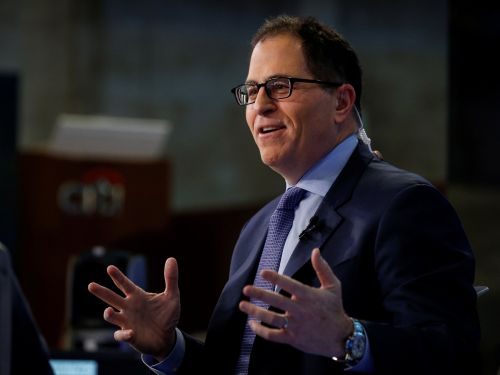 CEO Michael Dell tells us why Dell is allowing customers to pay only for the computing power they use, rather than buying whole hardware systems